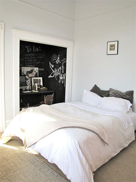 chalkboard paint room ideas 35 bedrooms that revel in the of chalkboard paint