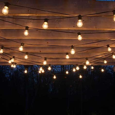 garden string lights best 25 patio string lights ideas on patio