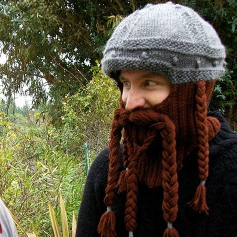 knitted beard the knit beard all the rage this winter smosh