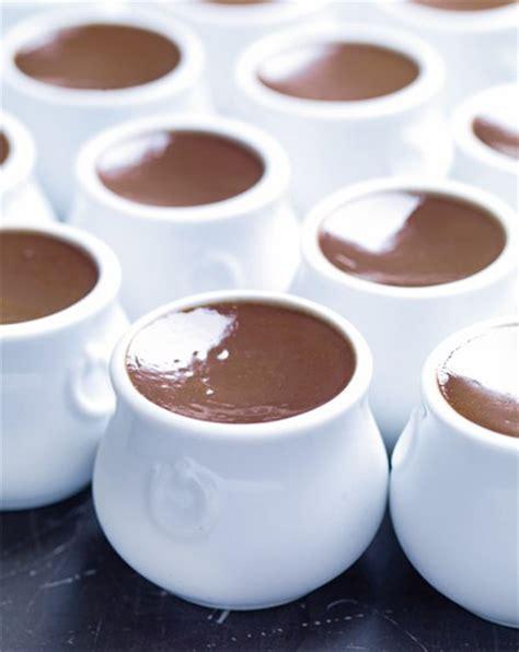 petit pot au chocolat et lait d amande diaporama nutrition doctissimo