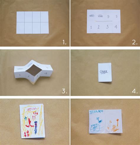 book paper crafts bookhoucraftprojects project 165 diy story book from