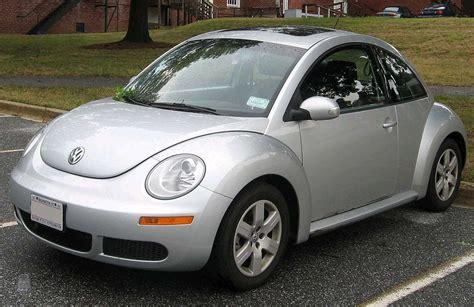 Volkswagen New by Volkswagen New Beetle La Enciclopedia Libre