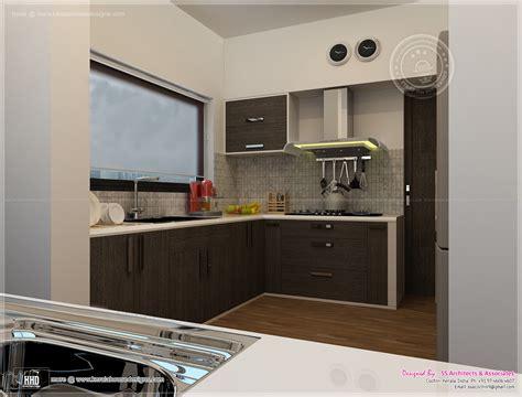 house kitchen interior design kitchen interior views by ss architects cochin home kerala plans