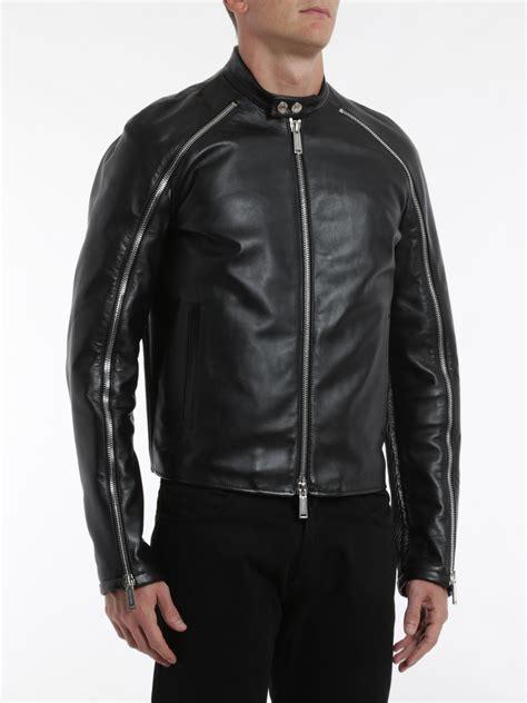 dsquared leather jacket dsquared jacket zip dsquared2 uk