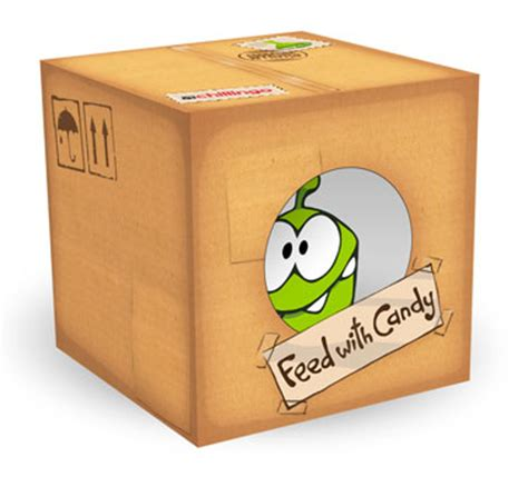box paper craft quot cut the rope quot and quot pudding monsters quot 02 13 13