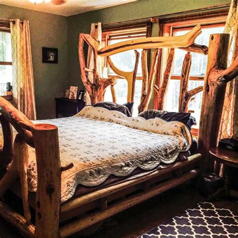 woodworking projects bed frame woodworking projects diy bed frame from timbers farm