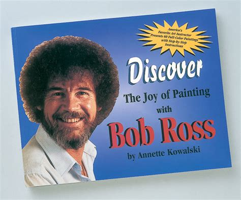 Bob Ross Of Painting Book Volume 7