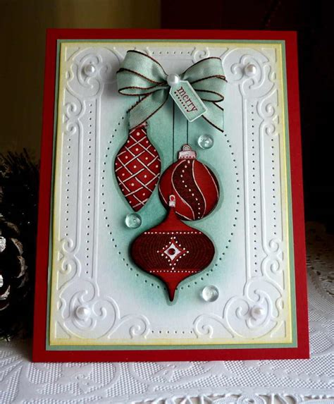 card gallery stin up handmade quot merry quot card new ebay
