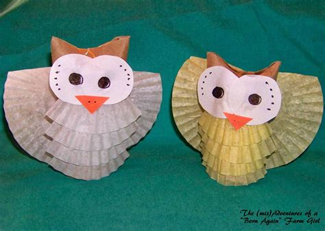 toilet paper owl craft 54 craft ideas for to make