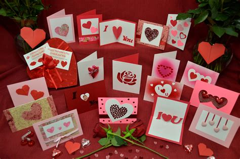 valentines card to make top 10 ideas for s day cards creative pop up cards
