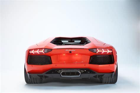 100 Hot Cars » Lamborghini Aventador LP700 4