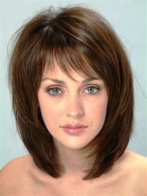 medium length hairstyles 20 popular medium length hairstyles with bangs magment