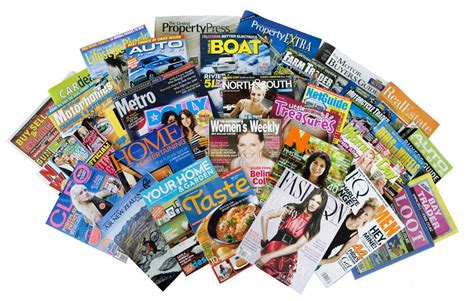 magazine subscription magazines must find a niche to survive print migration