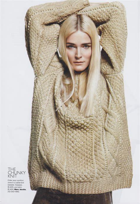 knit sweat chunky knits hey