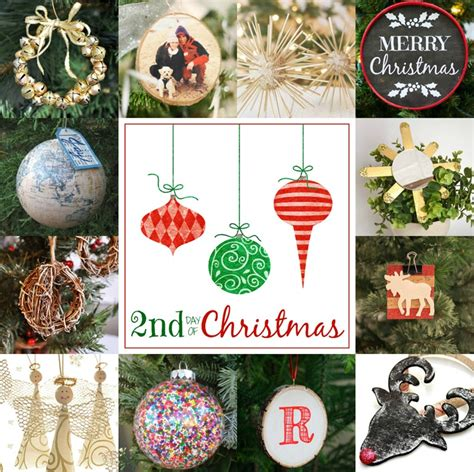 handmade ornaments for chalkboard rudolph ornament day 2 of 12 days of