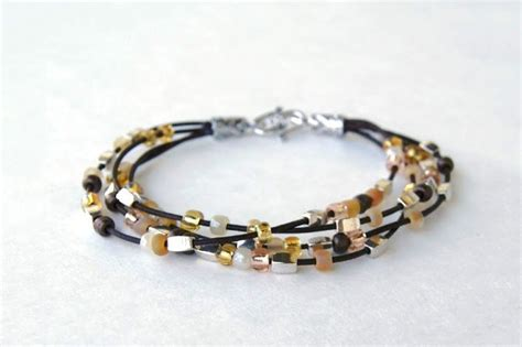 how to make seed bead bracelets bracelet patterns easy diy bracelets out of leather
