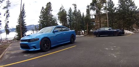 Charger Hellcat Awd by Is Dodge Testing An Awd Dodge Charger Hellcat Autoevolution