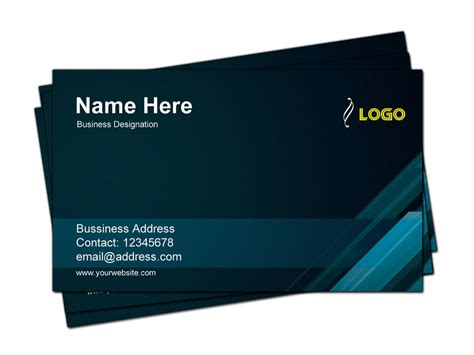 make a visiting card home design how to make your own business cards free