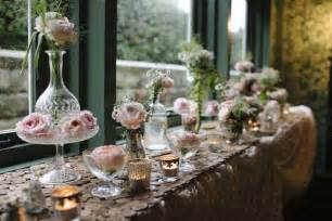 decorating table for 35 gorgeous vintage wedding table decorations