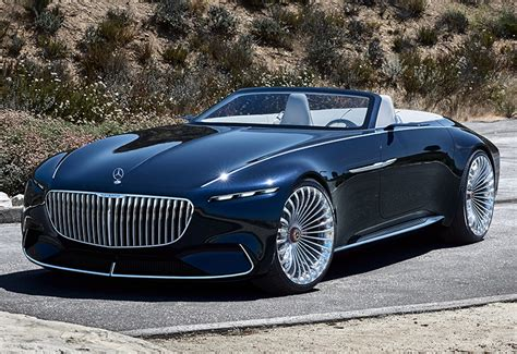 Price Of A Maybach 2017 mercedes maybach 6 cabriolet vision concept