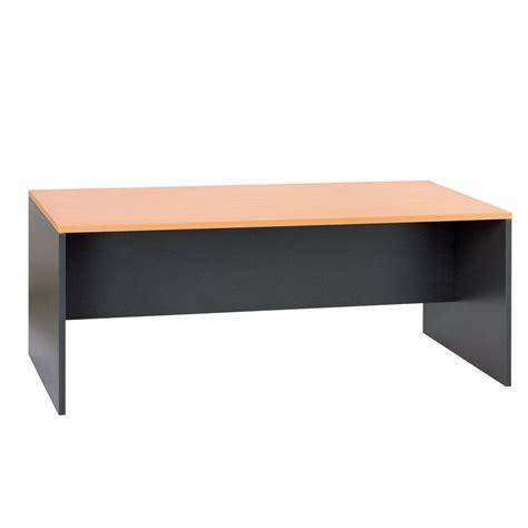 computer desk beech new velocity 1800 x 900 golden beech ironstone desk