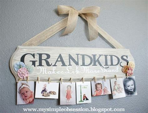 for grandparents another grandparent gift idea