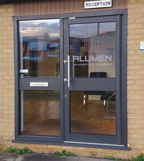 aluminium shop front doors commercial aluminium doors and shop screens smart wall