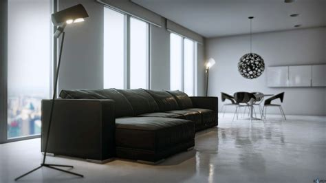 minimalist apartments minimalist apartment by ue4arch in architectural