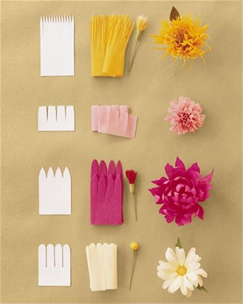 how to make paper crafts flowers a how to make paper flowers dump a day