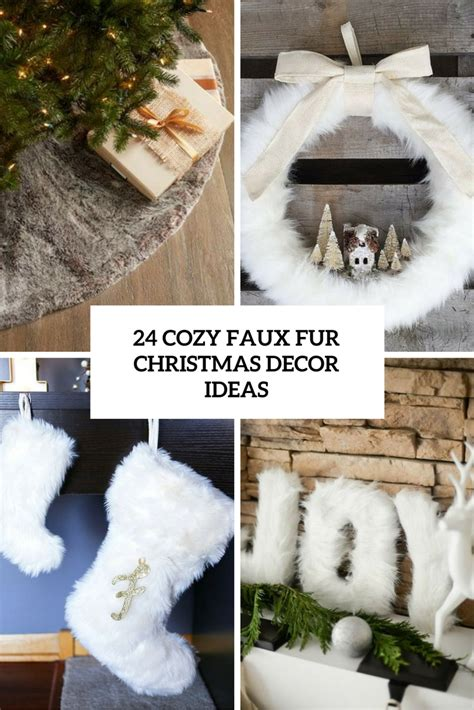 faux fur home decor 24 cozy faux fur d 233 cor ideas home info