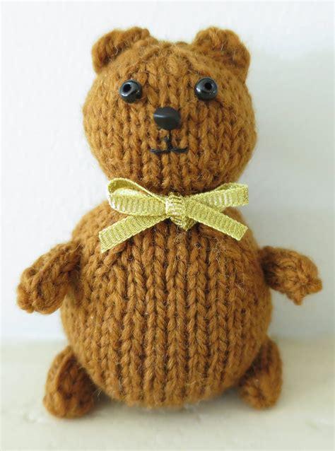 free knitting pattern teddy teddy knitting patterns in the loop knitting