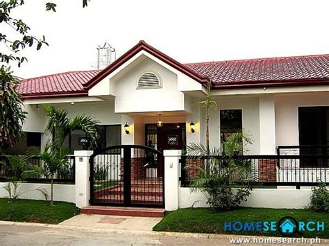 house designes home design philippines bungalow house floor plan