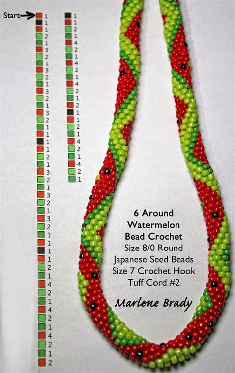 bead crochet rope patterns 25 best ideas about bead crochet rope on