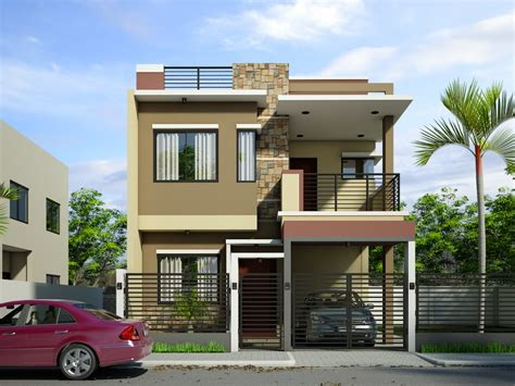 2 story home plans modern two storey house plans lesmursinfo one design 3 houses 2 duplex designs heritage