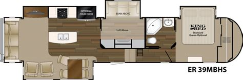 heartland 5th wheel floor plans floor plans heartland elkridge 5th wheel floorplans