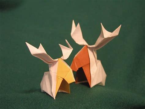 origami moose origami moose wedding stuff