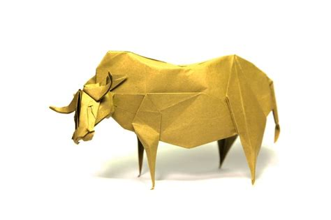 origami bison 262 best images about october 2016 origami on
