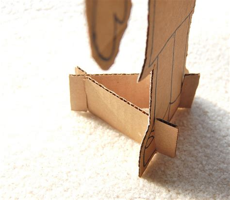 cardboard paper craft tips on working with cardboard diy craft projects from