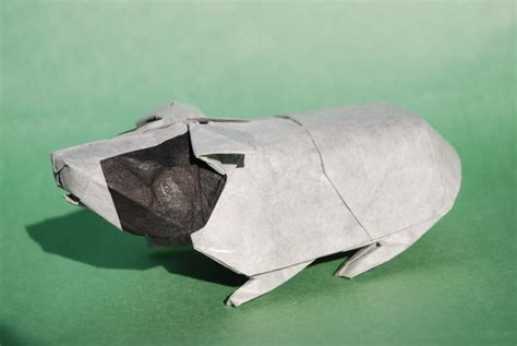 origami guinea pig pin origami guinea pig all about on