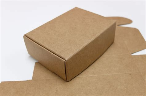 paper craft box 10pcs paper box 3 5 x 2 5 x 1 25 quot kraft paper box
