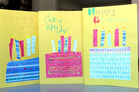 children s cards to make cards for to make