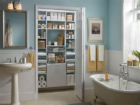 closet bathroom ideas bathroom organization ideas