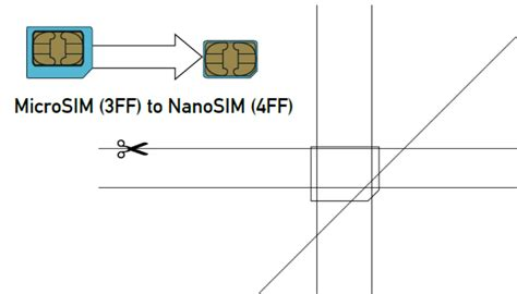 how to make your sim card micro micro sim to nano sim template wordscrawl