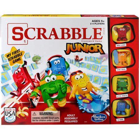 how to play scrabble junior scrabble junior walmart