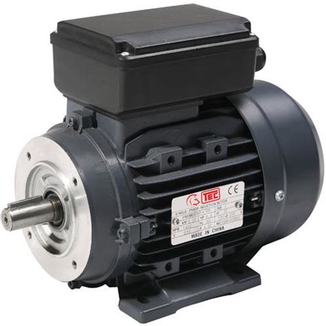 Motor Electric 3 Kw 3000 Rpm by Single Phase Electric Motor 3kw 4hp Foot Flange