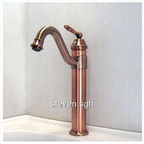 antique kitchen sink faucets luxury antique copper bathroom vessel sink faucet 5631c ebay