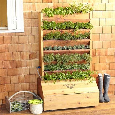 self watering vertical planter casa de co