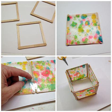 wax paper craft ideas 4 ways to recycle crayon bits 183 kix cereal