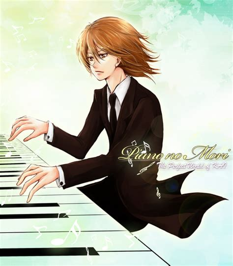 piano no mori fanart piano no mori by zaphylla on deviantart