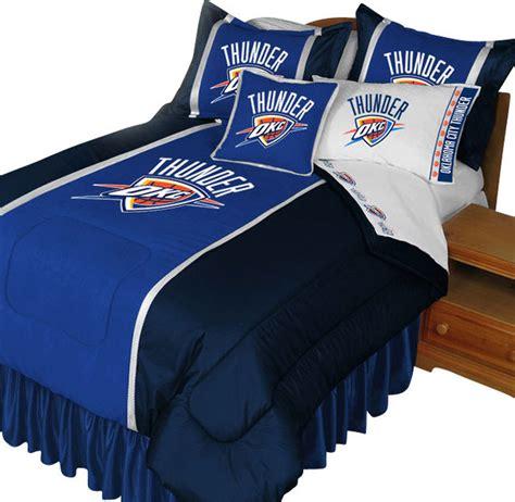 basketball bed set nba oklahoma city thunder bedding set basketball bed